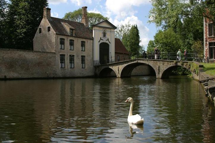 Brugge-Minnewater