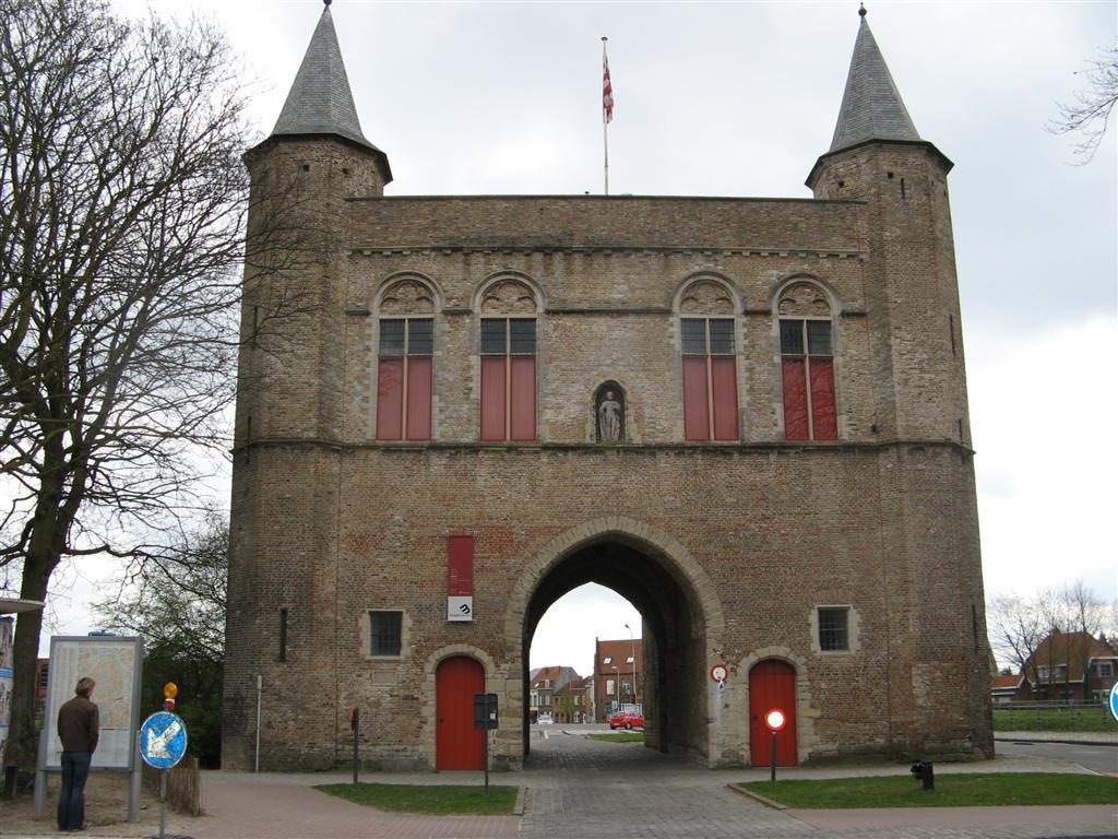Gentpoort - Brugge